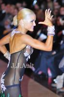 Kirill Belorukov & Elvira Skrylnikova at Blackpool Dance Festival 2010
