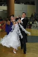 Luca Rossignoli &amp; Veronika Haller at Athene Dance Sport Open 2009