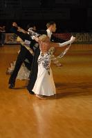 Anton Skuratov & Alona Uehlin at X Spanish Open 2008