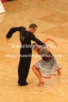Franco Formica & Oxana Lebedew at WDC Asian Open 2011