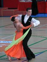 Pablo Baudin Fuentes & Sheila Cubero Murillo at