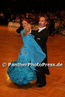 Daniele Druda & Monica Benato at German Open 2011