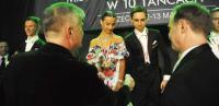 Mateusz Brzozowski & Justyna Mozdzonek at Polish 10 Dance Championships