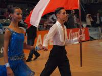 Mateusz Brzozowski &amp; Justyna Mozdzonek at V D.O. World DanceSport