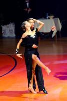 Mateusz Brzozowski & Justyna Mozdzonek at Polish Championships 2012