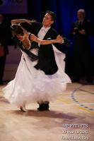 Mateusz Brzozowski & Justyna Mozdzonek at Image 2012 & Poland Championships