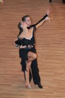 Mateusz Brzozowski & Justyna Mozdzonek at Kistelek Open 2012