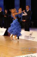 Mateusz Brzozowski & Justyna Mozdzonek at X CIN CIN Polish Cup 2009