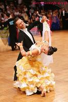 Jonas Kazlauskas & Jasmine Chan at 23. German Open Championships