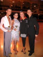 Photo of Luke Miller & Hanna Cresswell-Melstrom