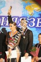 Evgeni Smagin & Polina Kazatchenko at