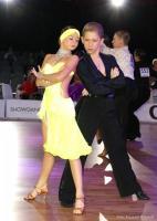 Semen Khrzhanovskiy & Vitalina Bunina at