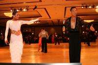 Jason Chao Dai & Patrycja Golak at USADANCE National DanceSport Championships