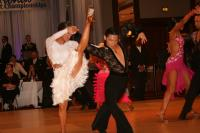 Jason Chao Dai &amp; Patrycja Golak at USADANCE National DanceSport Championships