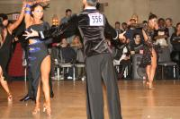 Jason Chao Dai & Patrycja Golak at Manhattan Amateur Classic 2012