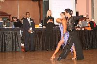 Jason Chao Dai & Patrycja Golak at NJ DanceSport Classic - Fall Frolic 2008