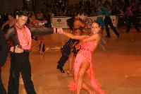 Jason Chao Dai & Patrycja Golak at USA Dance National DanceSport Championships