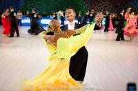 Ruslan Golovashchenko & Olena Golovashchenko at Dynasty Cup