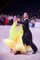 Ruslan Golovashchenko & Olena Golovashchenko at Ukraine Championships 2012