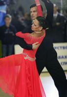 Ruslan Golovashchenko & Olena Golovashchenko at Ukrainian IDSA Championships