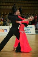 Ruslan Golovashchenko & Olena Golovashchenko at Ukrainian Open 2007