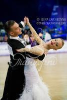 Dmitriy Pleshkov & Anastasia Kulbeda at Russian Open 2011