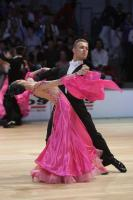 Szymon Kulis & Margarita Zvonova at Rimini International & Italian Championships 2011