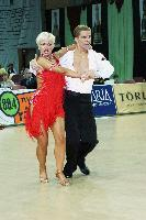 Jurij Batagelj & Jagoda Batagelj at 43rd Savaria Dance Festival
