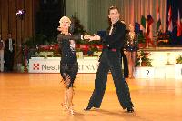 Jurij Batagelj & Jagoda Batagelj at ISIS Open