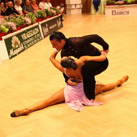 Vincenzo Mariniello & Sara Casini at 47th Savaria International Dance Festival