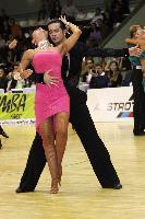 Andrea Silvestri & Martina Váradi at Gyõr Open 2010