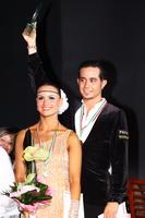 Andrea Silvestri & Martina Váradi at iDance Cup 2011