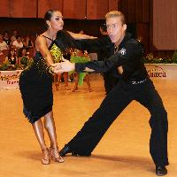 Niels Didden & Gwyneth Van Rijn at 45th Savaria International Dance Festival