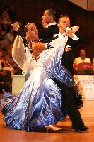 Anton Skuratov & Alona Uehlin at 44th Savaria International