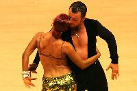 Manuel Frighetto & Karin Rooba at 45th Savaria International Dance Festival