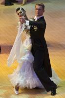 Domen Krapez & Monica Nigro at Blackpool Dance Festival 2010