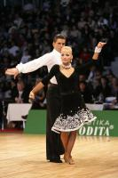Jurij Batagelj & Jagoda Batagelj at World Amateur Latin Championships