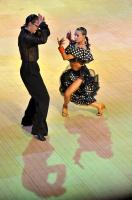 Andrei Mosejcuk & Kamila Kajak at Blackpool Dance Festival 2010