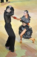 Andrei Mosejcuk &amp; Kamila Kajak at Blackpool Dance Festival 2010