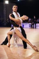 Vincenzo Mariniello & Sara Casini at Zagreb Open 2010