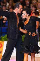 Andrej Skufca & Melinda Torokgyorgy at German Open 2010