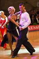 Jesper Birkehoj & Anna Anastasiya Kravchenko at German Open 2010