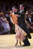 Simone Segatori &amp; Annette Sudol at Blackpool Dance Festival 2010