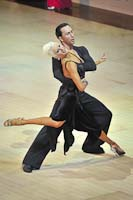 Michal Malitowski & Joanna Leunis at Blackpool Dance Festival 2012