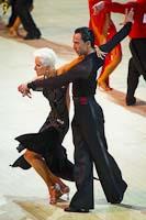 Michal Malitowski & Joanna Leunis at Blackpool Dance Festival 2012