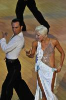 Michal Malitowski &amp; Joanna Leunis at Blackpool Dance Festival 2010