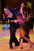 Emanuele Soldi & Elisa Nasato at German Open 2010