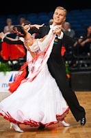 Szymon Kulis & Margarita Zvonova at German Open 2010