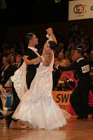Chao Yang & Yiling Tan at German Open 2007