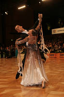 Isaia Berardi & Cinzia Birarelli at German Open 2007